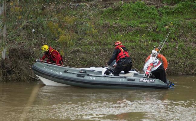La búsqueda del agente malagueño desaparecido en Sevilla arranca su tercera jornada