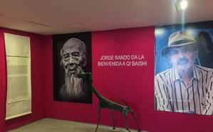 El 'Picasso chino' recala en Málaga