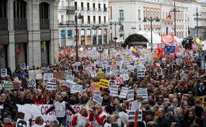 El Gobierno planea eximir del IRPF a los pensionistas que ganen menos de 17.000 euros