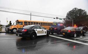 Muere el autor del tiroteo en una escuela de Maryland