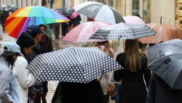 Los pueblos donde más y menos llueve en Málaga