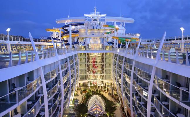 Málaga acogerá el próximo martes la presentación mundial del mayor crucero