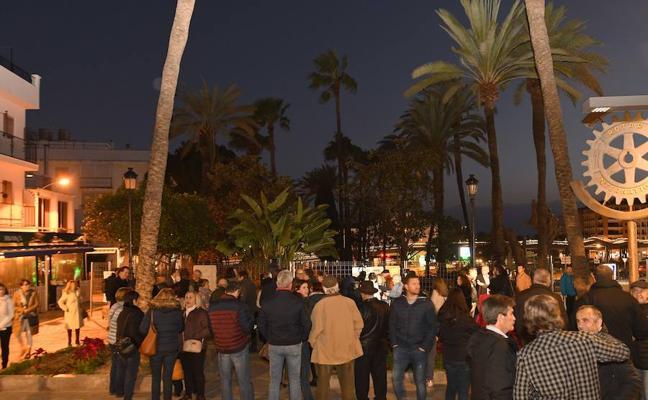 La Fiscalía abre diligencias tras la denuncia por la «pérdida» de árboles en San Pedro Alcántara
