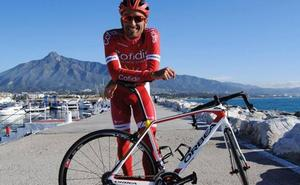 Luis Ángel Maté, en proceso de recuperación de su rodilla, vuelve a competir este fin de semana