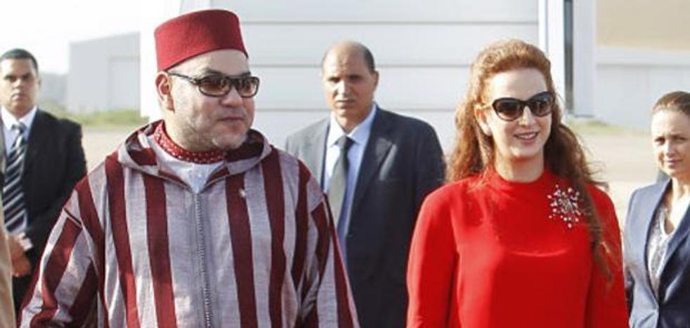 El Rey Mohamed VI anuncia su divorcio tras 16 años de matrimonio