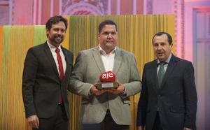 Aristokraken y Aganova, empresas ganadoras de los Premios AJE Málaga