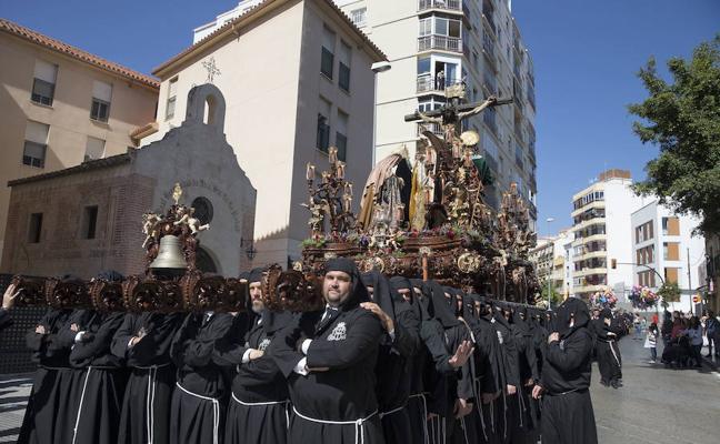 Directo | Traslados de la Semana Santa de Málaga 2018