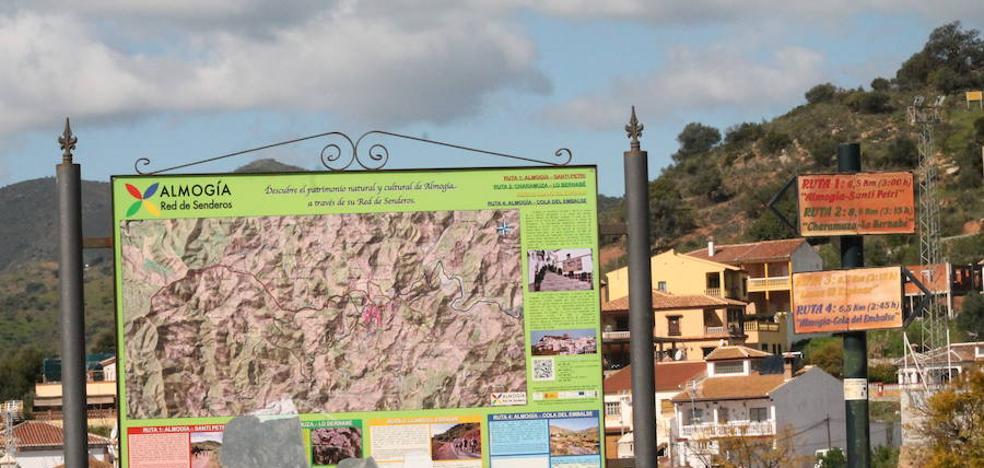 Almogía-Llano del Espinar