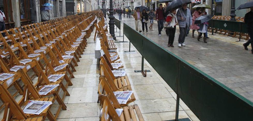 La Agrupación de Cofradías de Málaga pone a la venta un centenar de nuevos abonos en el recorrido oficial