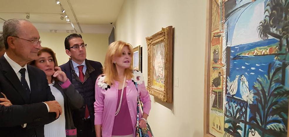El Museo Carmen Thyssen de Málaga conquista el Mediterráneo