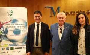 La Diputación de Málaga organiza en Semana Santa un torneo femenino de fútbol