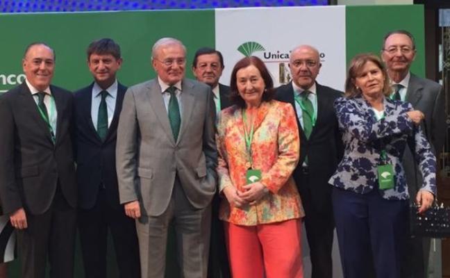 Unicaja refuerza la presencia de mujeres en su máximo órgano, con cinco consejeras
