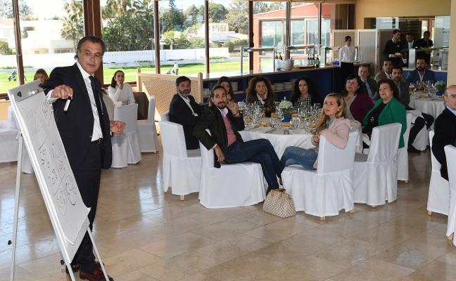 El presidente de CEAV, ponente de CIT-Marbella
