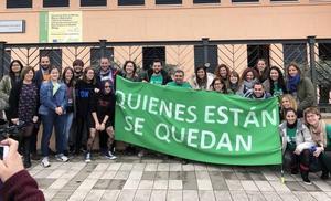 Una docena de institutos de Málaga no entregan hoy las notas por una huelga de interinos minoritaria