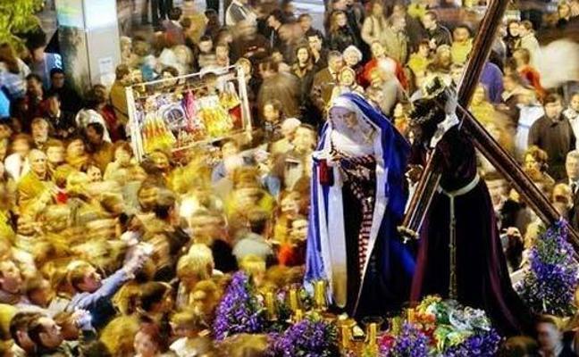 Horarios e itinerarios de traslados de Semana Santa de este fin de semana