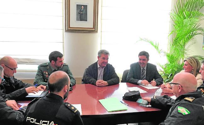 120 agentes velarán por la seguridad en Semana Santa de Estepona