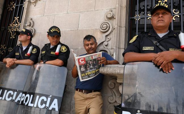 Perú confía en Vizcarra para recuperar el equilibrio