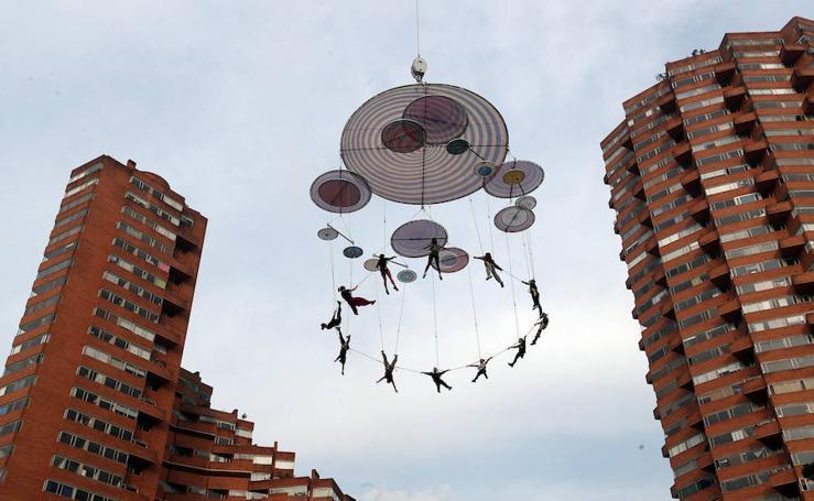 Festival Iberoamericano de Teatro de Bogotá, en imágenes
