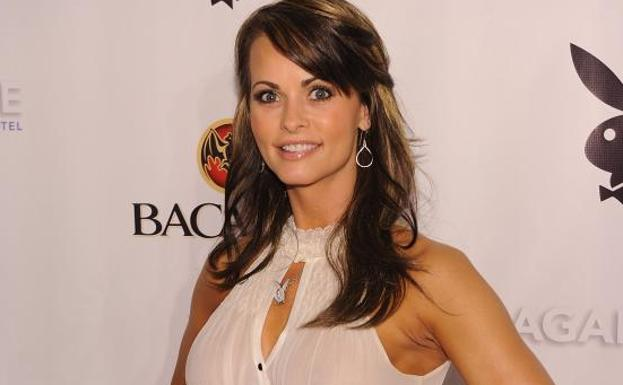 Karen McDougal./Afp