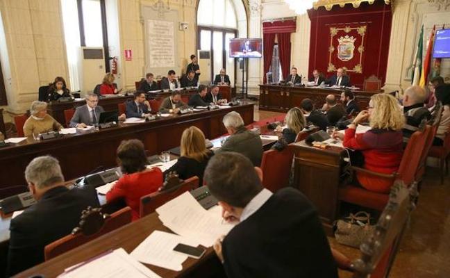 La creación de una comisión de investigación sobre Urbanismo, a debate en el pleno del Ayuntamiento de Málaga