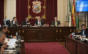 El Ayuntamiento de Málaga creará una comisión de investigación para las infracciones urbanísticas