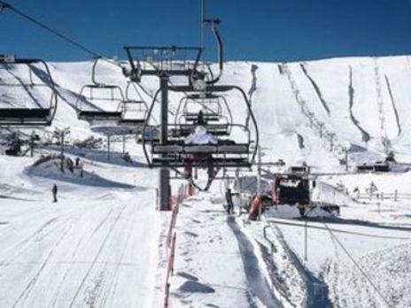 La magia de la nieve que envuelve a Valdesquí