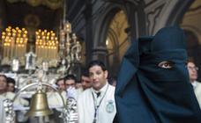 Las cofradías del Domingo de Ramos de Málaga estudian opciones ante el riesgo de lluvia