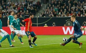 Una mayor pegada, asunto pendiente para España