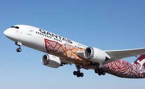 Primer vuelo directo entre Australia y Europa