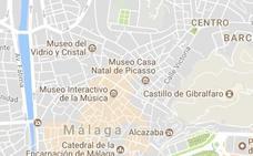 ¿Dónde está cada trono durante las procesiones de la Semana Santa de Málaga 2018?