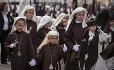 Todos los vídeos del Domingo de Ramos en la Semana Santa de Málaga