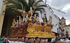 Vídeo   Algunos de los momentos más destacados de la procesión de Pollinica