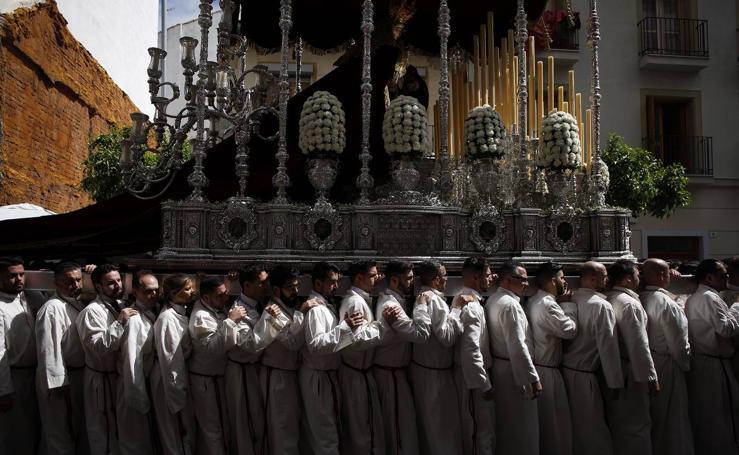 Fotos de Humildad en la Semana Santa de Málaga 2018