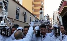 Vídeo   El Cautivo, por las calles de Málaga