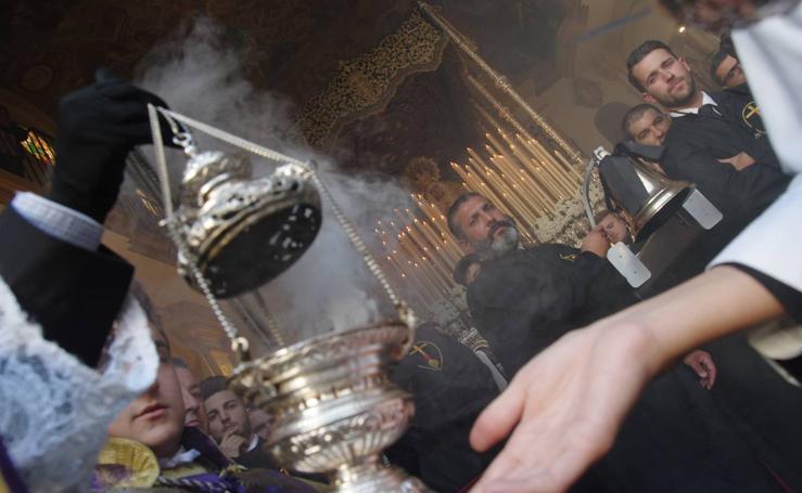 Recorrido procesional de las Penas el Martes Santo