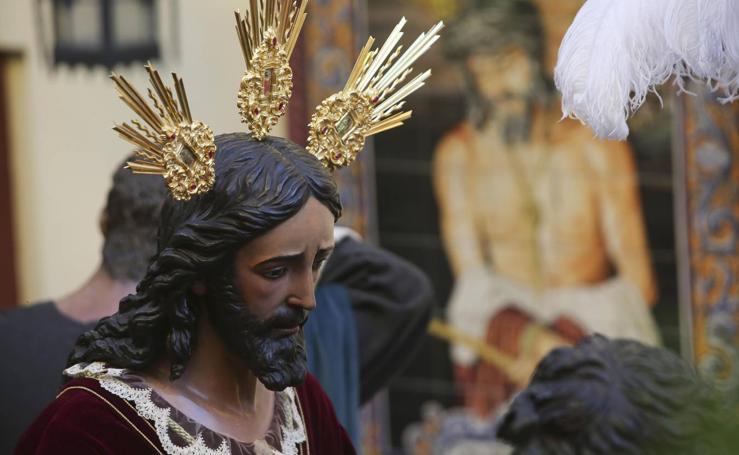 Recorrido procesional de Rescate el Martes Santo
