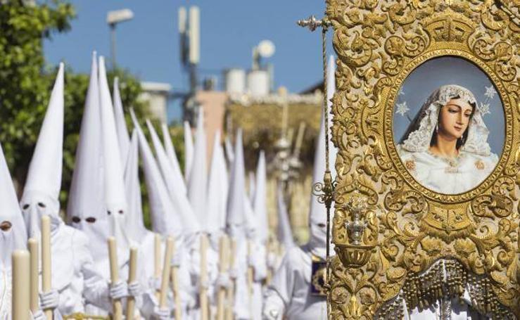 Recorrido procesional del Rocío el Martes Santo