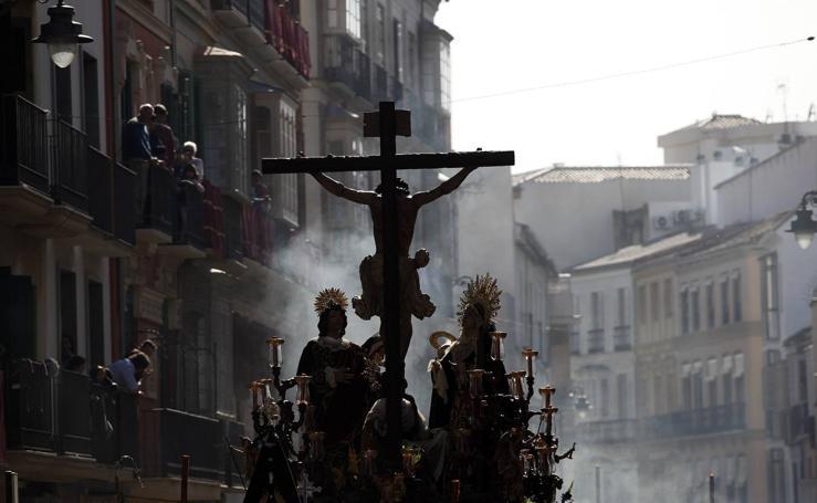 Recorrido procesional del Cristo de las Penas y María Santísima del Auxilio (Salesianos)