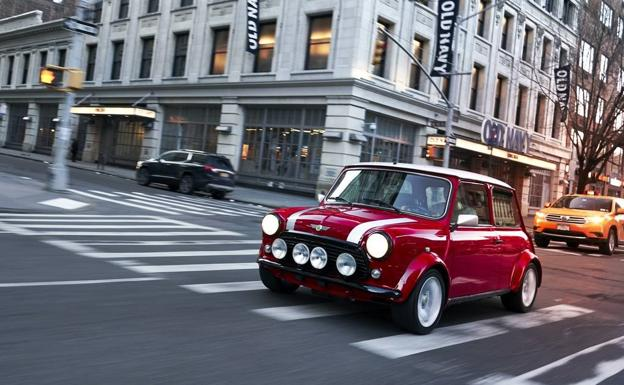 Mini Electric, el mundo al revés