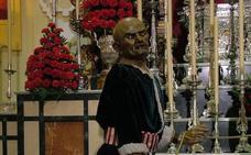 La historia tras El Berruguita, el personaje más feo de la Semana Santa de Málaga