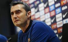 Valverde: «Lo de Messi no es nada importante»