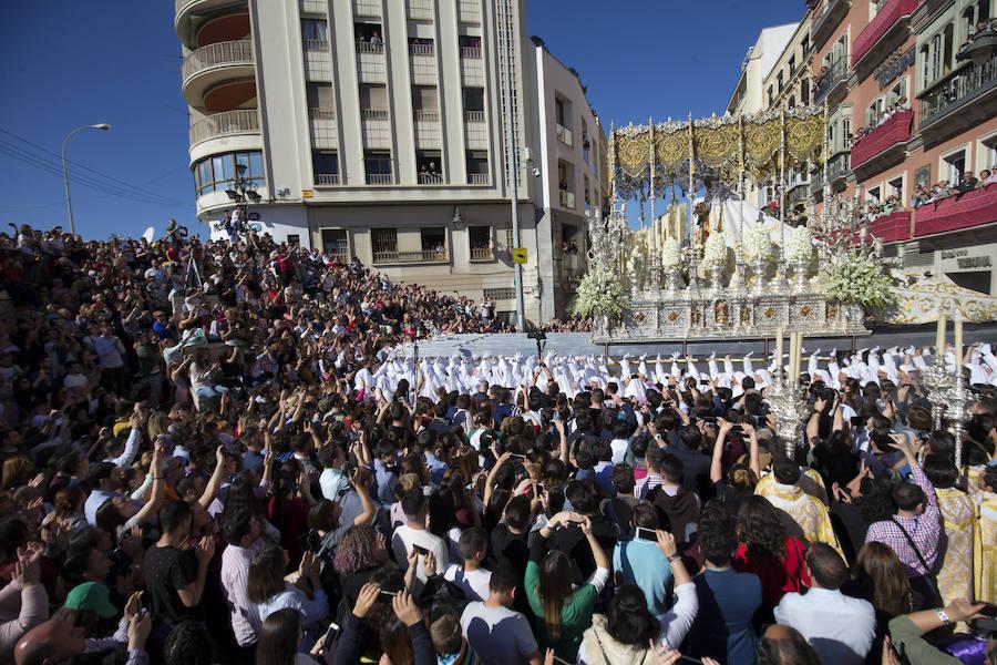 Todas las fotos del Martes Santo de Málaga 2018