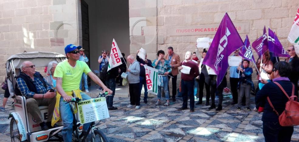 La plantilla del Museo Picasso Málaga desconvoca la huelga para hoy y mañana