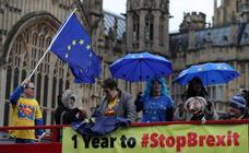 El tiempo apremia para el 'Brexit' de May