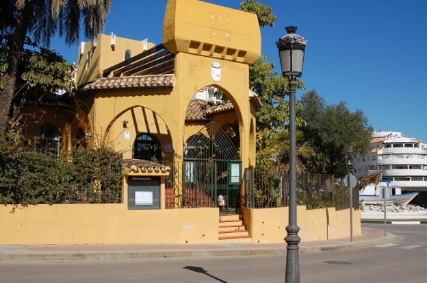 El futuro albergue juvenil de estepona espera el informe for Oficina turismo marbella