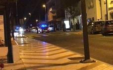 Muere un joven de 17 años tras chocar su ciclomotor con un coche en Torrox