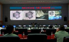 El laboratorio espacial chino Tiangong-1 caerá probablemente este domingo