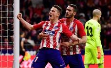 Al Atlético le salva un error