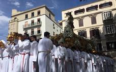 Directo | Sigue las procesiones de la Semana Santa de Málaga 2018