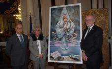 Las hermandades de gloria de Málaga inician sus actos con la presentación del cartel